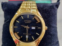 2 Last Remaining Citizen Gold Male Watches /Each