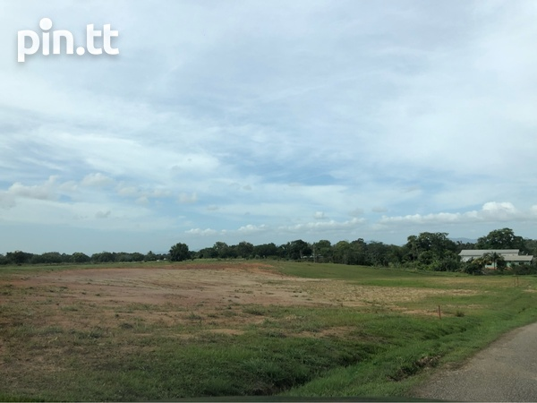 Thirteen Acres of Approved land Longdenville-1