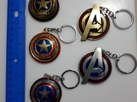 Collectable keychains