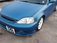 Honda Civic, 2000, PBG