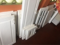 Used kitchen cupboards doors