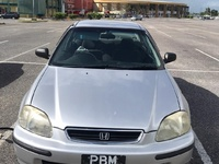 Honda Civic, 2002, PBM