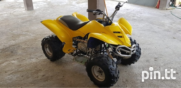 Atv 125cc, 3speed semi automatic with reverse-2
