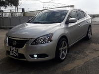 Nissan Sylphy, 2012, PDH
