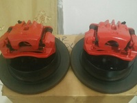 Rotors and Calipers