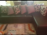 L-shaped Sectional Couch
