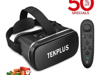 tekplus vs headset with remote