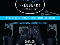 Frequency Sound x Lighting Co.