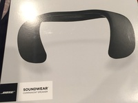 Bose Sound wave companion speaker