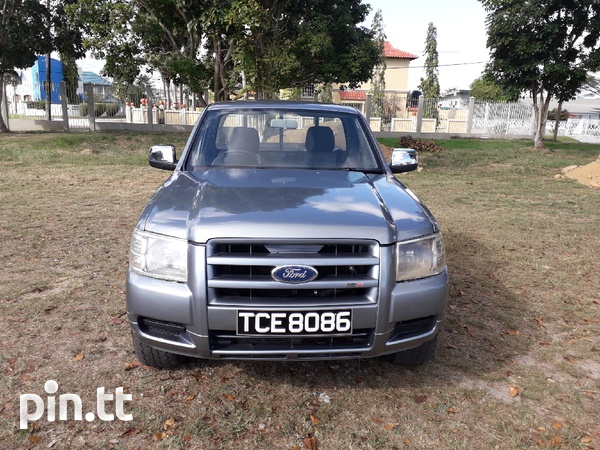 Ford Ranger, 2007, TCE-1