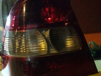 nze left tail light