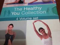 Healthy Book Collection - 4 books