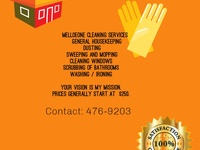 Melloeone Cleaning Services