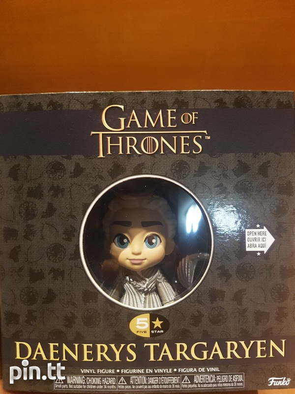 Game of Thrones Vinyl Collectables-5