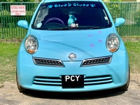 Nissan March, 2007, PCY