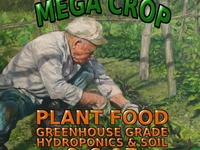 Mega Crop One Part Organic Nutrients