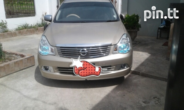 Nissan Bluebird, 2006, PCS-1