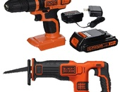 20v Cordless drill and 20v reciprocating saw....new ...one battery