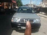 Nissan Frontier, 2000, TBK