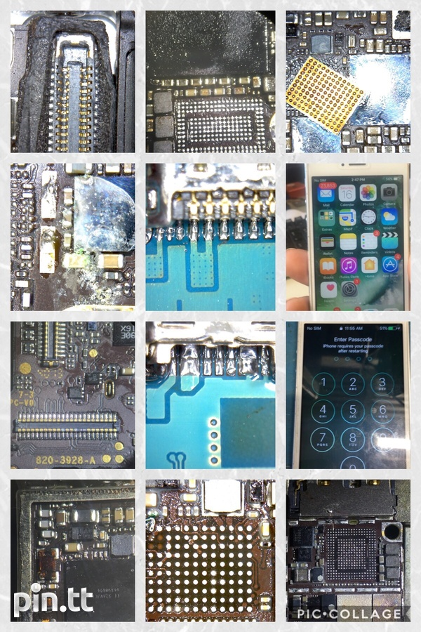 iPhone Board Repair Service-2