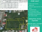 Investment Opportunity in Cunupia