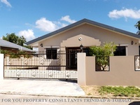 Chaguanas House 4 Bedrooms