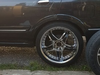 18 Inch Chrome Rims