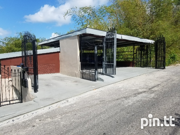 Apartment with 2 bedrooms Paul Mitchell Rd Arima-7