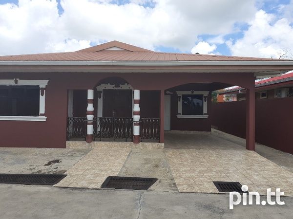3 Bedroom House Cunupia Gated Community-2