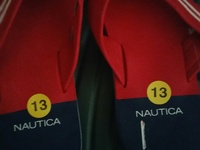 Nautica slipper