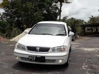 Nissan Sylphy, 2006, PCF