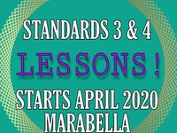 Std 3 and 4 Lessons
