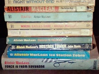 Novels - Alistair Maclean and Clive Cussler