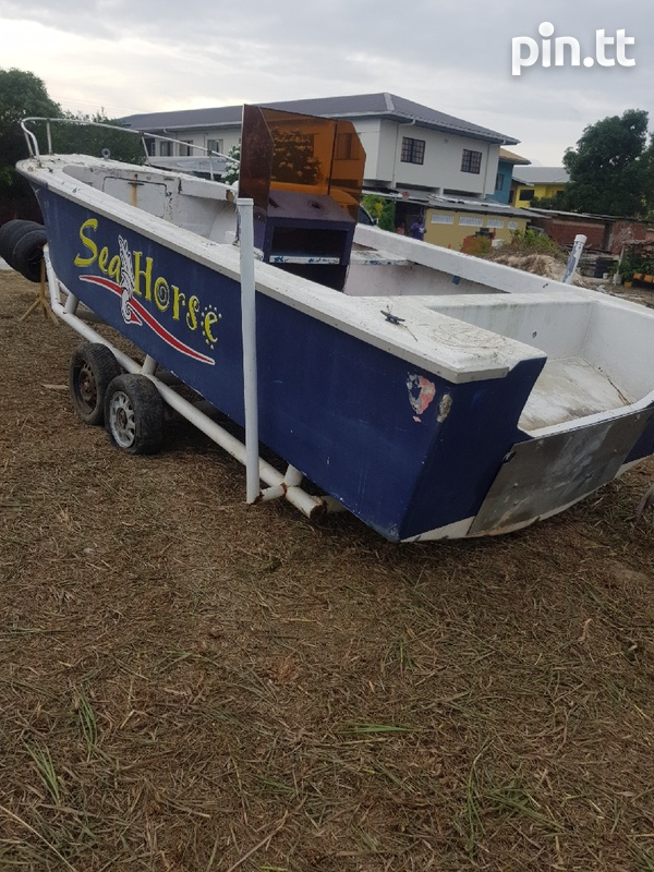 Boat and trailer-6