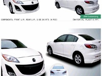Mazda 3 Axela Body Kit