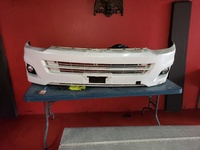 Toyota hiace wide body bumper with out fog lamp