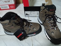 Wolverine safety boots, New