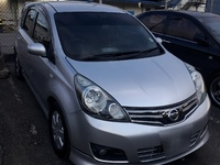 Nissan Note, 2012, PDK