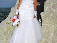 wedding dress size 9-11
