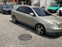 Toyota Other, 2003, PCE