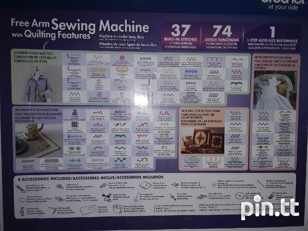 Brothers Sewing Machine-3