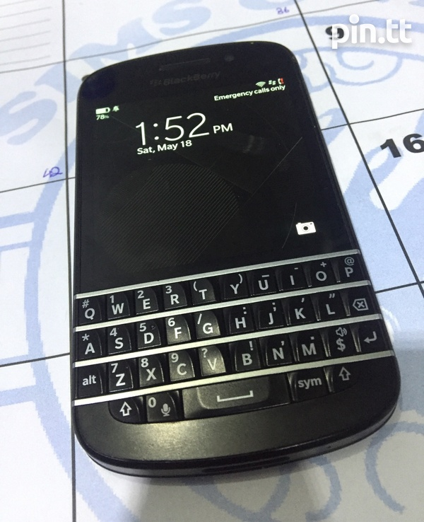 Blackberry Q10-1