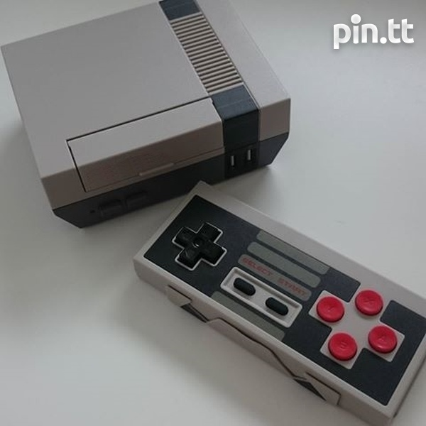 Retro Gaming System - NES Classic Edition 5000+ Games-1