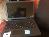 Hp laptop and Samsung tab with 16g SD card in very good condition