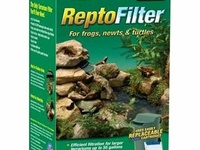 Tetrafauna Repto Filter - 125GPH for turtles, fishes, frogs and newts