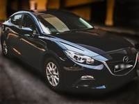Mazda 3, 2015, Roll on Roll off