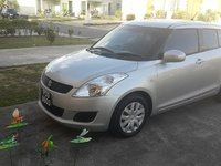 Suzuki Swift, 2013, PDS