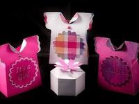 Cards and Favour Boxes