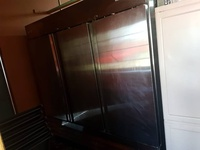 Commercial Kitchen Equipment - Stainless 3Door Chiller