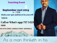 Transformational Life Coaching Event
